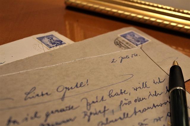 Как написать письмо другу на английском языке